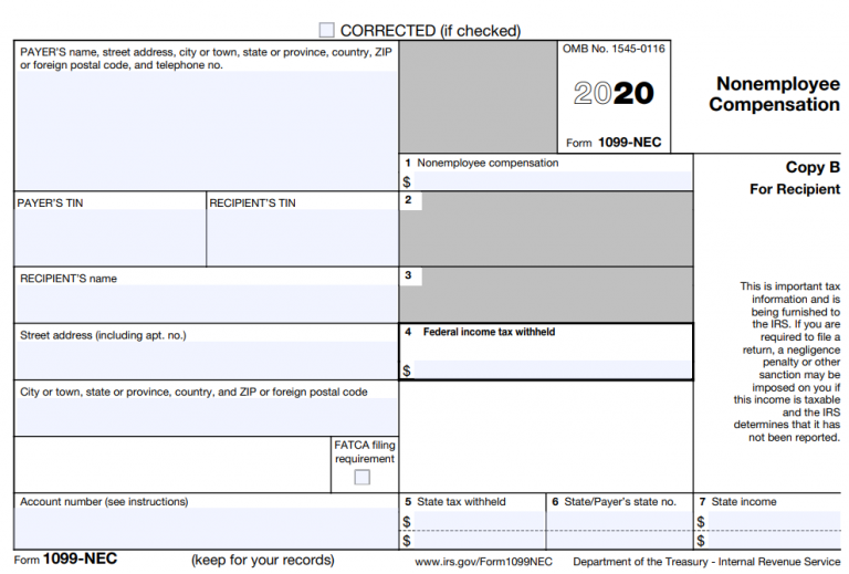 IRS Form 1099 Reporting For Small Business Owners In 2020