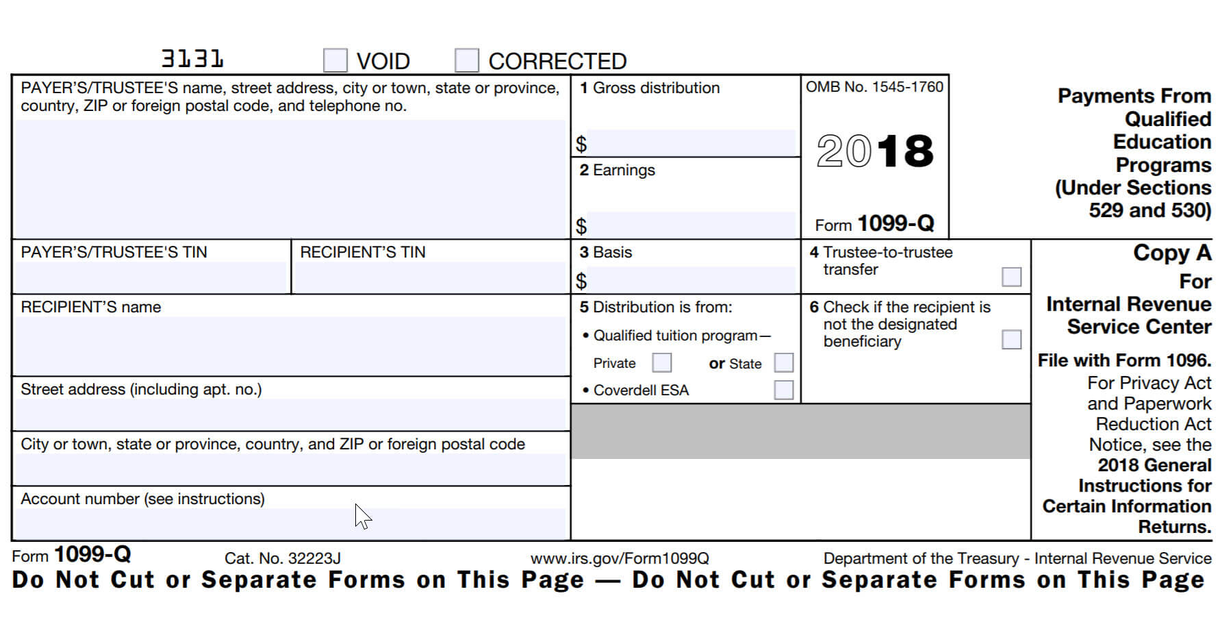 What Is IRS Form 1099 Q TurboTax Tax Tips Videos